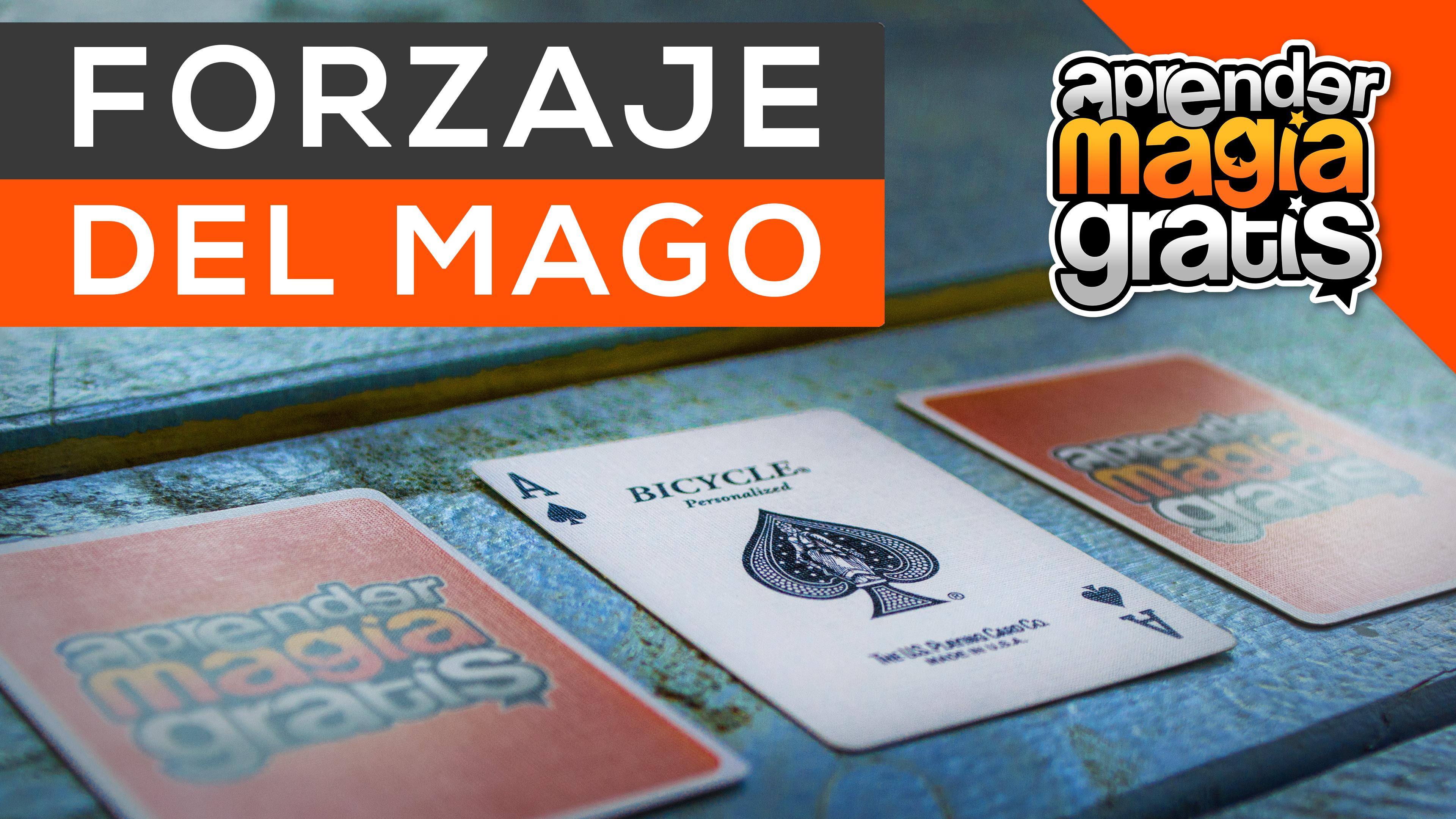 El Forzaje del mago | Truco de Magia Revelado con Cartas