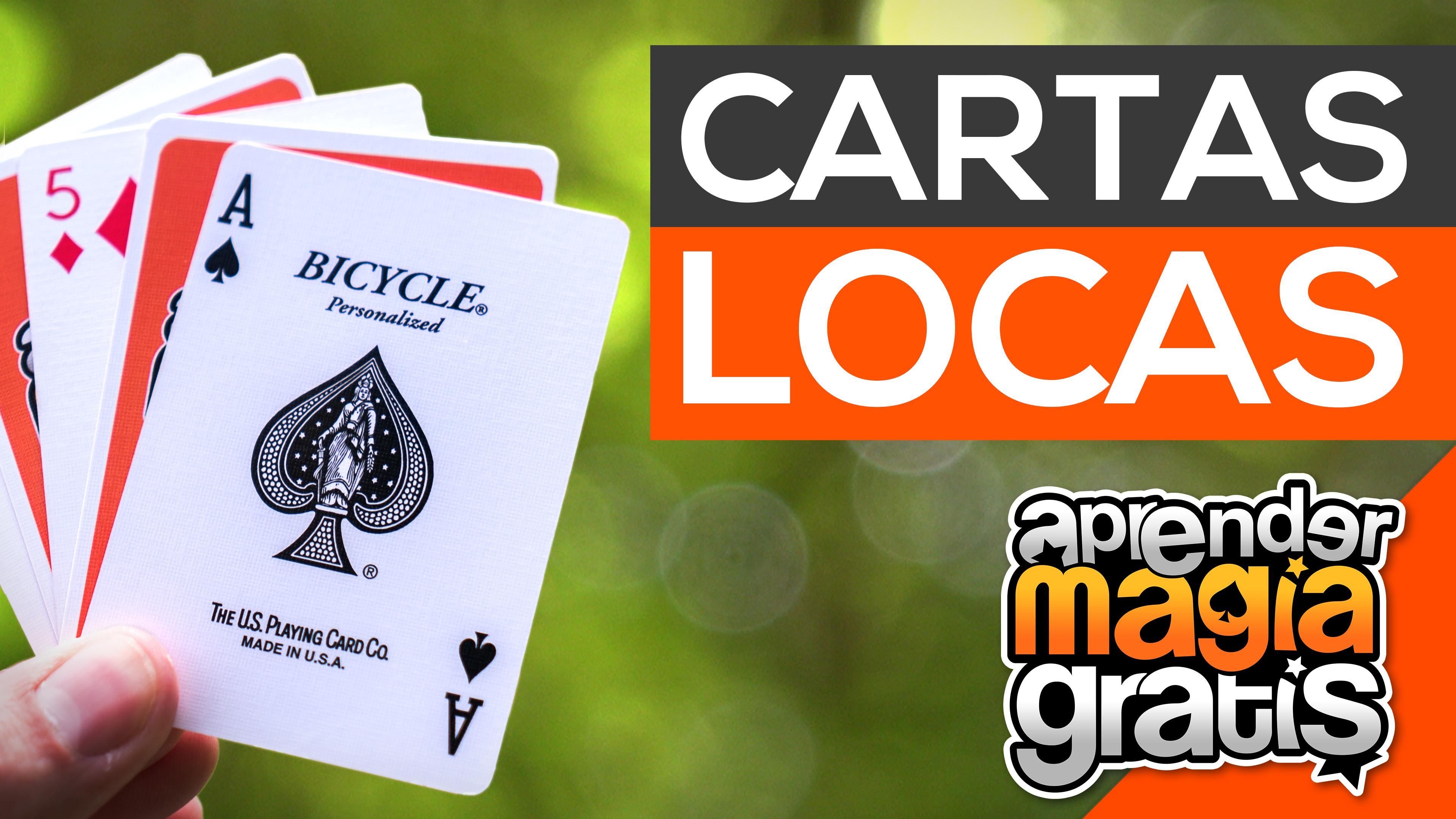 Cartas desordenadas Trucos de magia revelados Aprender magia gratis