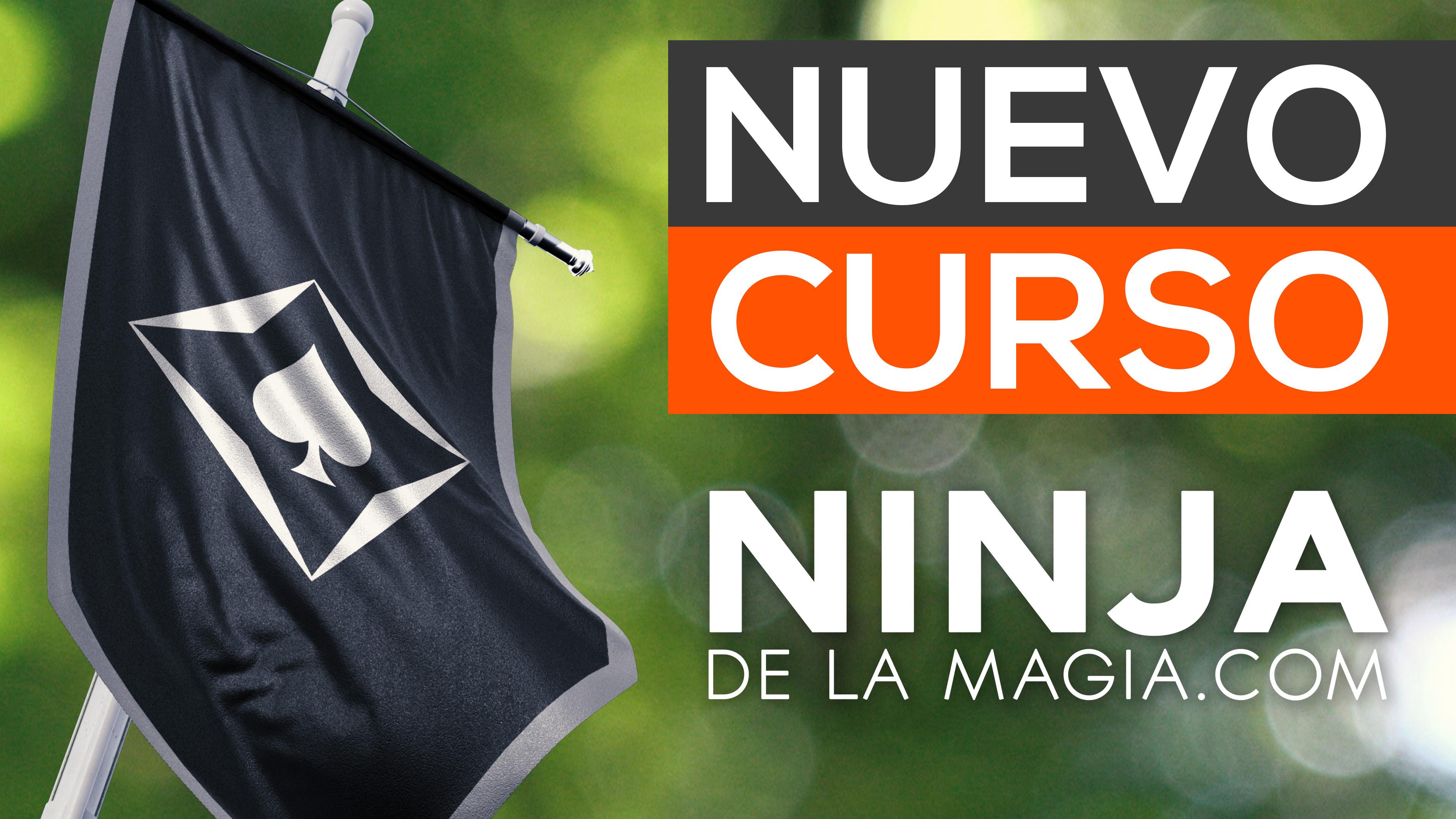 Nuevo super CURSO de Mentalismo - Ninja de la Magia 6