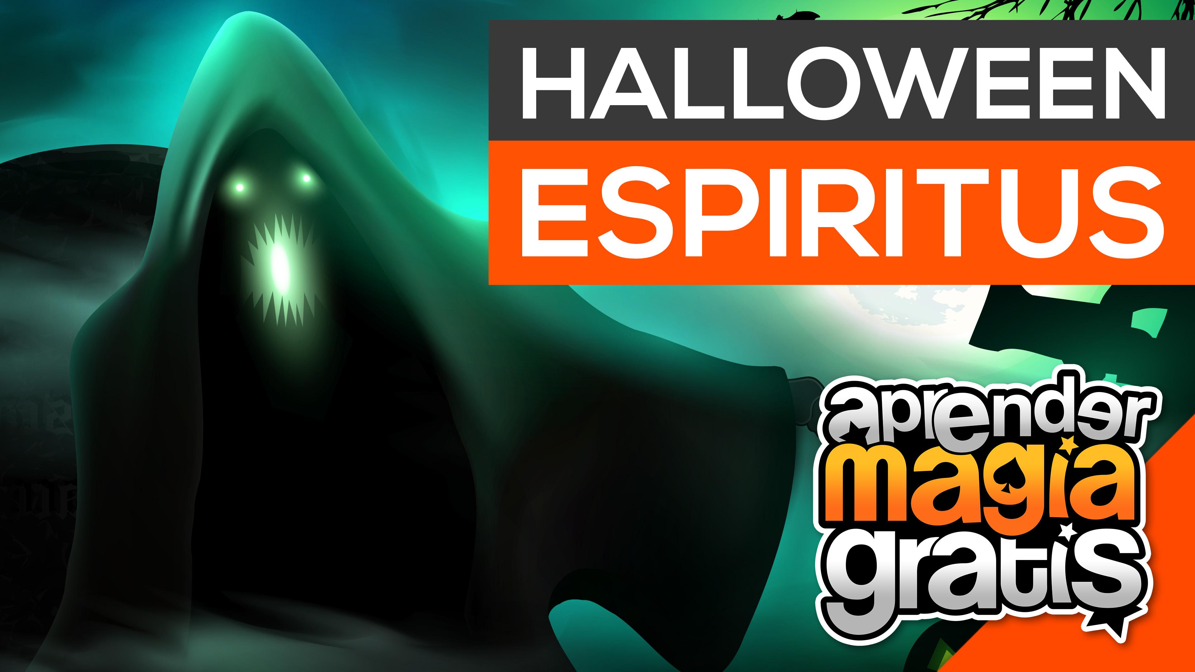 Trucos de magia para halloween contactar con fantasmas y espiritus